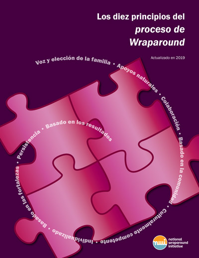 Ten Principles of the Wraparound Process (Spanish Version)