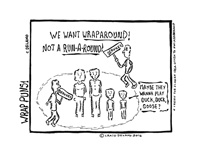 Wraparound Puns #5